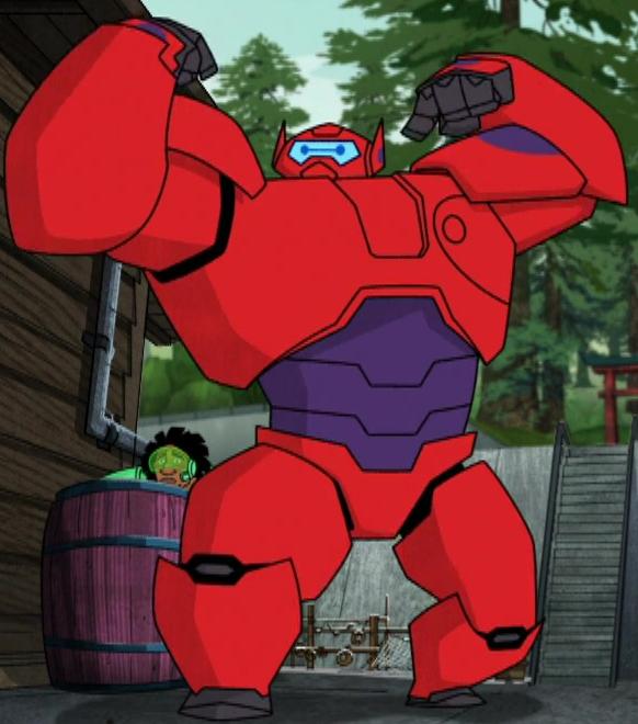 Mini Max Big Hero 6 Wiki Fandom