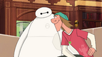 Baymax and Fred 2