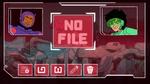 No File