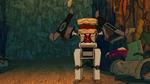 Mech Noodle Burger Boy