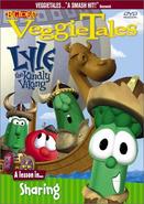 VeggieTales Lyle the Kindly Viking DVD Word Entertainment 2001