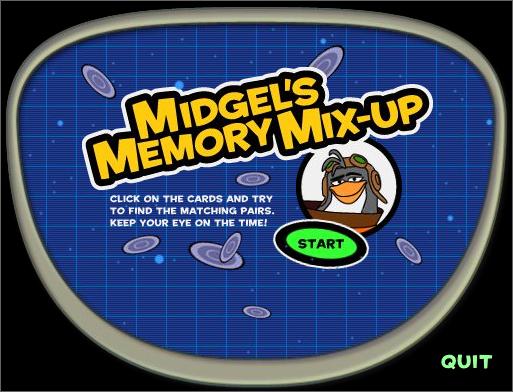Midgel's Memory Mix-Up
