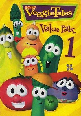 VeggieTales: Value Pak 1