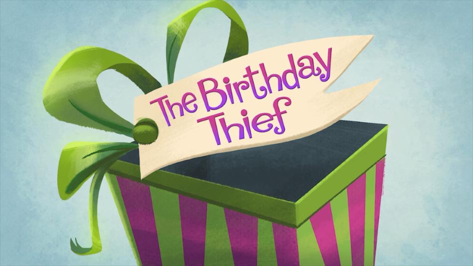 The Birthday Thief