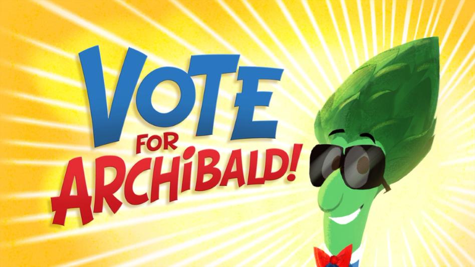 Vote for Archibald!