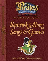 Squawk-Along Songs and Games