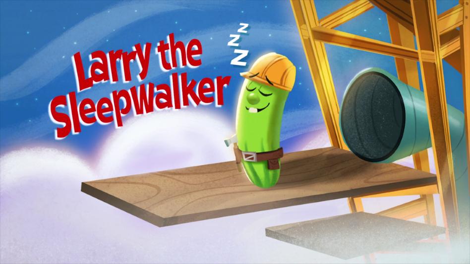 Larry the Sleepwalker