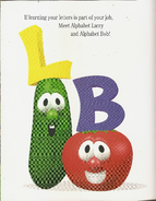 Bob and Larry's ABC's Page 1 001