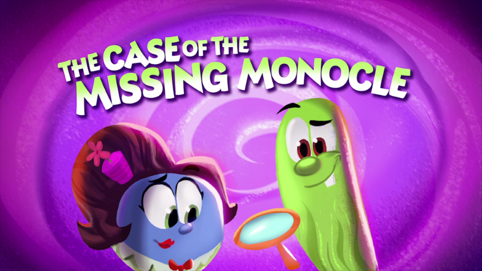 The Case of the Missing Monocle