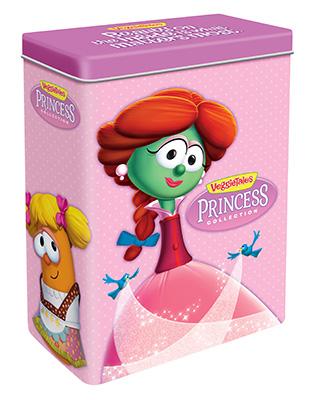 VeggieTales Princess Tin