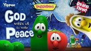 New VeggieTales! God Wants Us to Make Peace