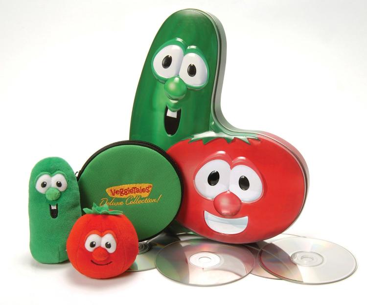 VeggieTales Deluxe Collection