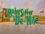 Babysitter in DeNile