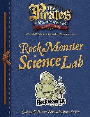 Rock Monster Science Lab