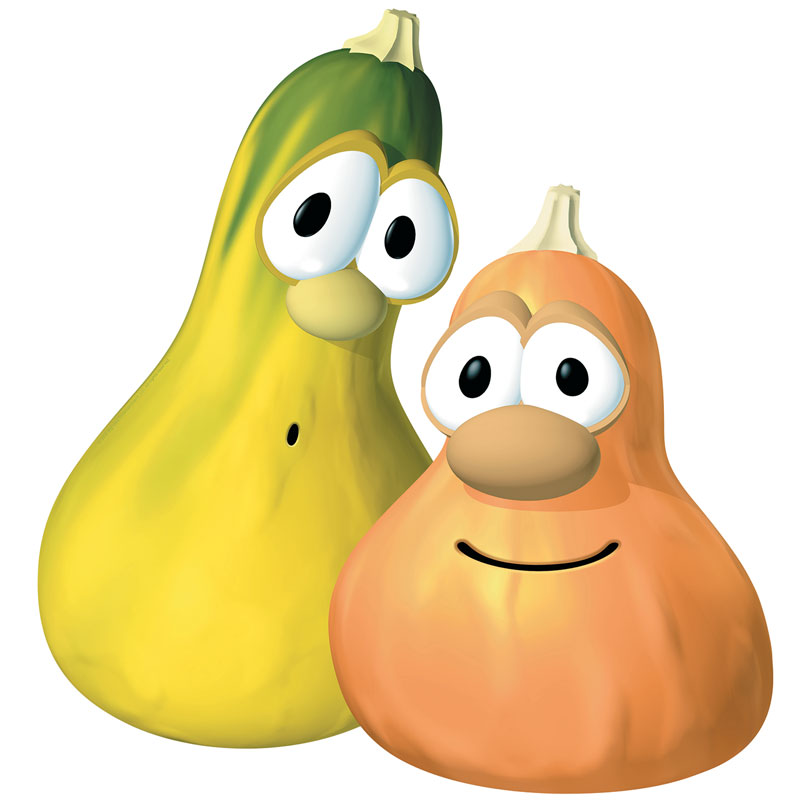 Jimmy and Jerry Gourd
