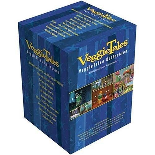 VeggieTales Collection 1 - 10 DVDs