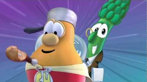 VeggieTales Supper Hero - Silly Song