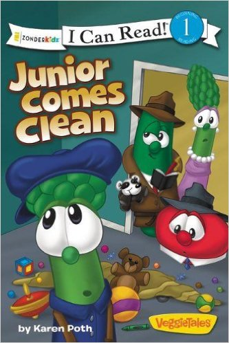 Junior Comes Clean