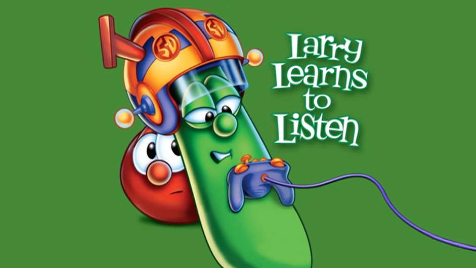 Larry Learns to Listen/Credits