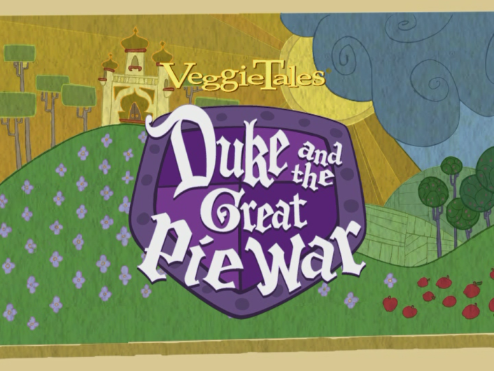 Duke and the Great Pie War/Commentary