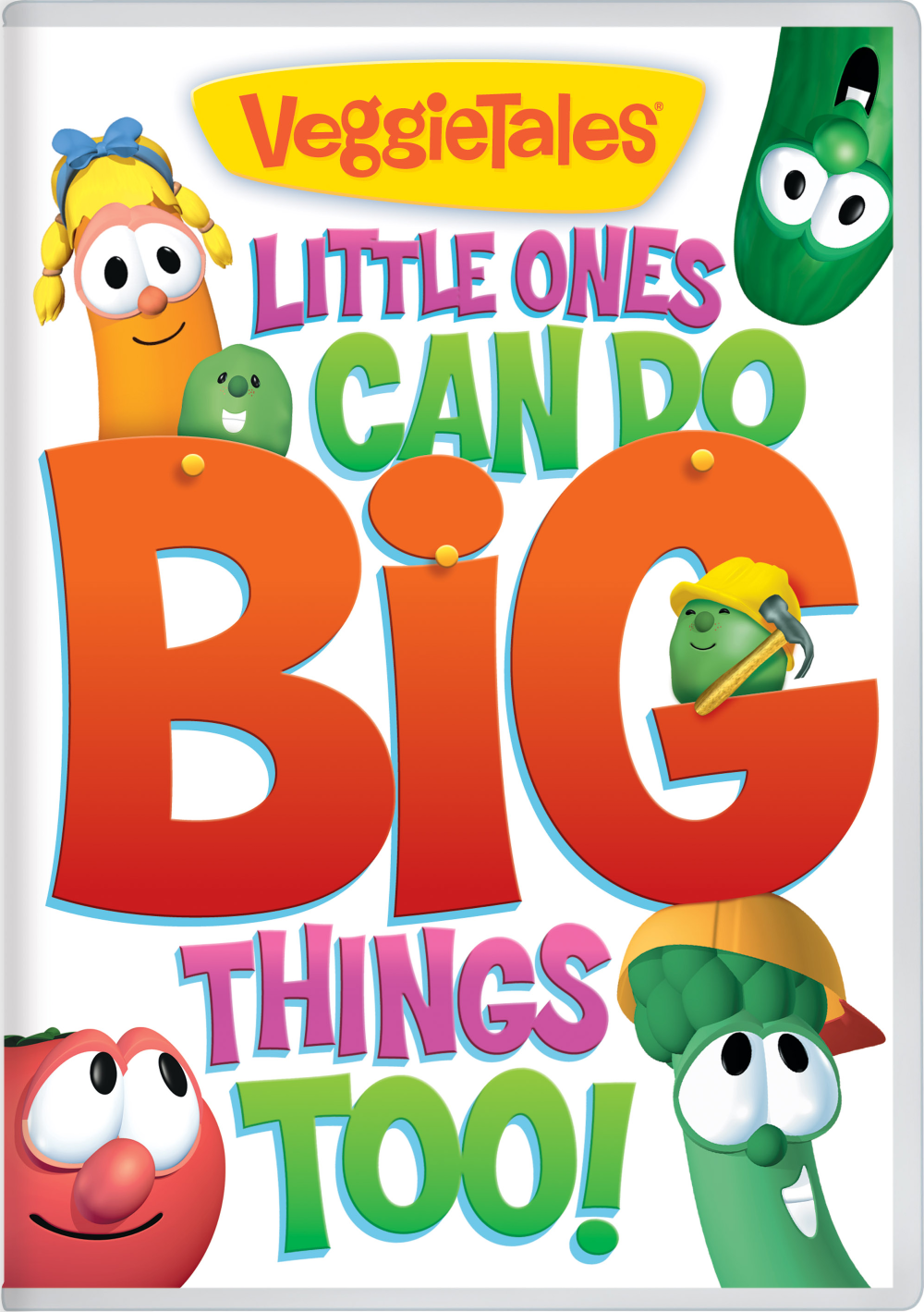 Little Ones Can Do Big Things Too!