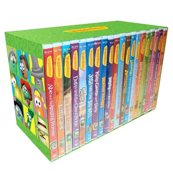 VeggieTales 20 DVD Collection