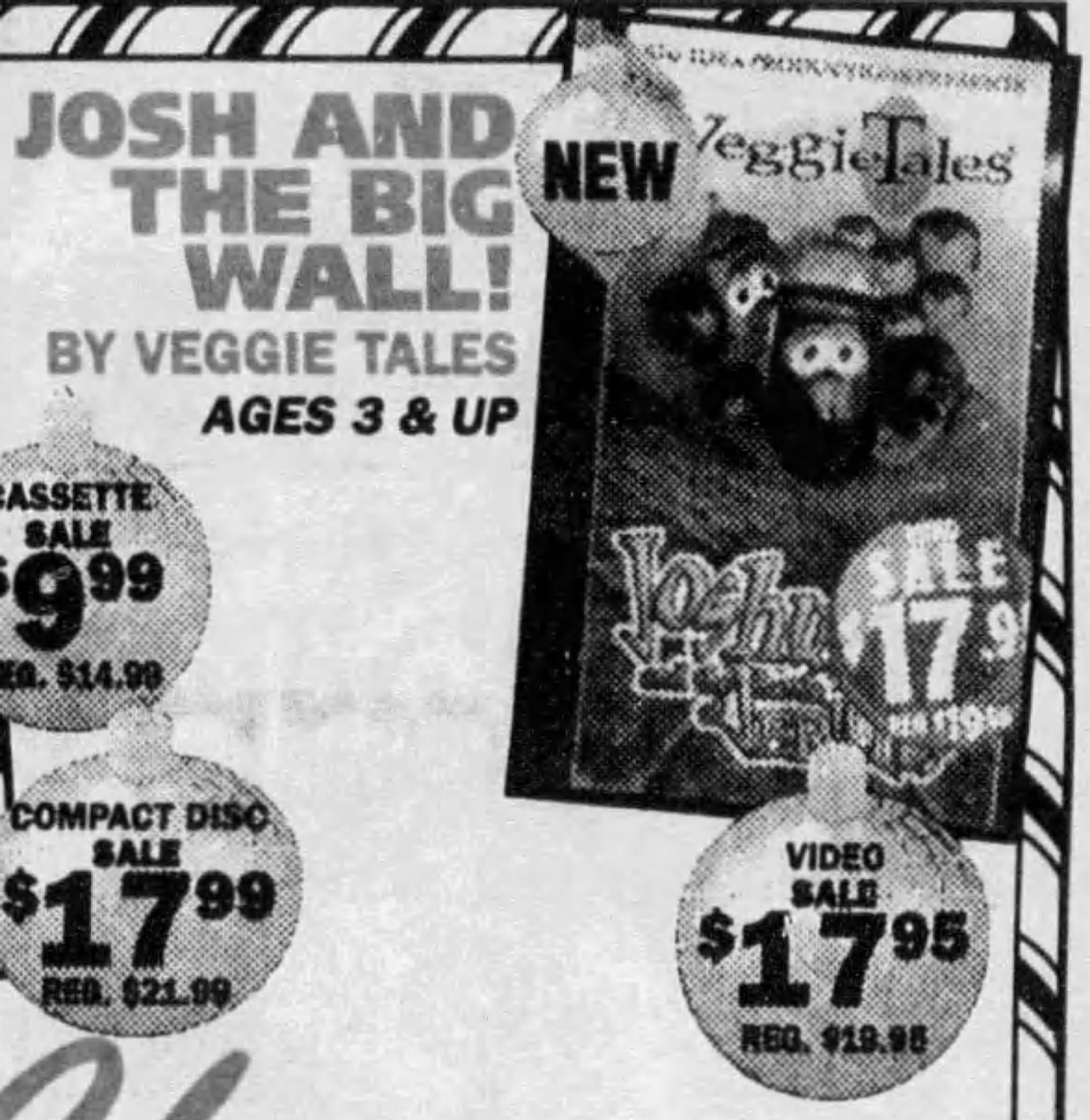 Josh and the Big Wall!