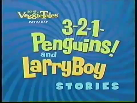 3-2-1 Penguins and LarryBoy Stories
