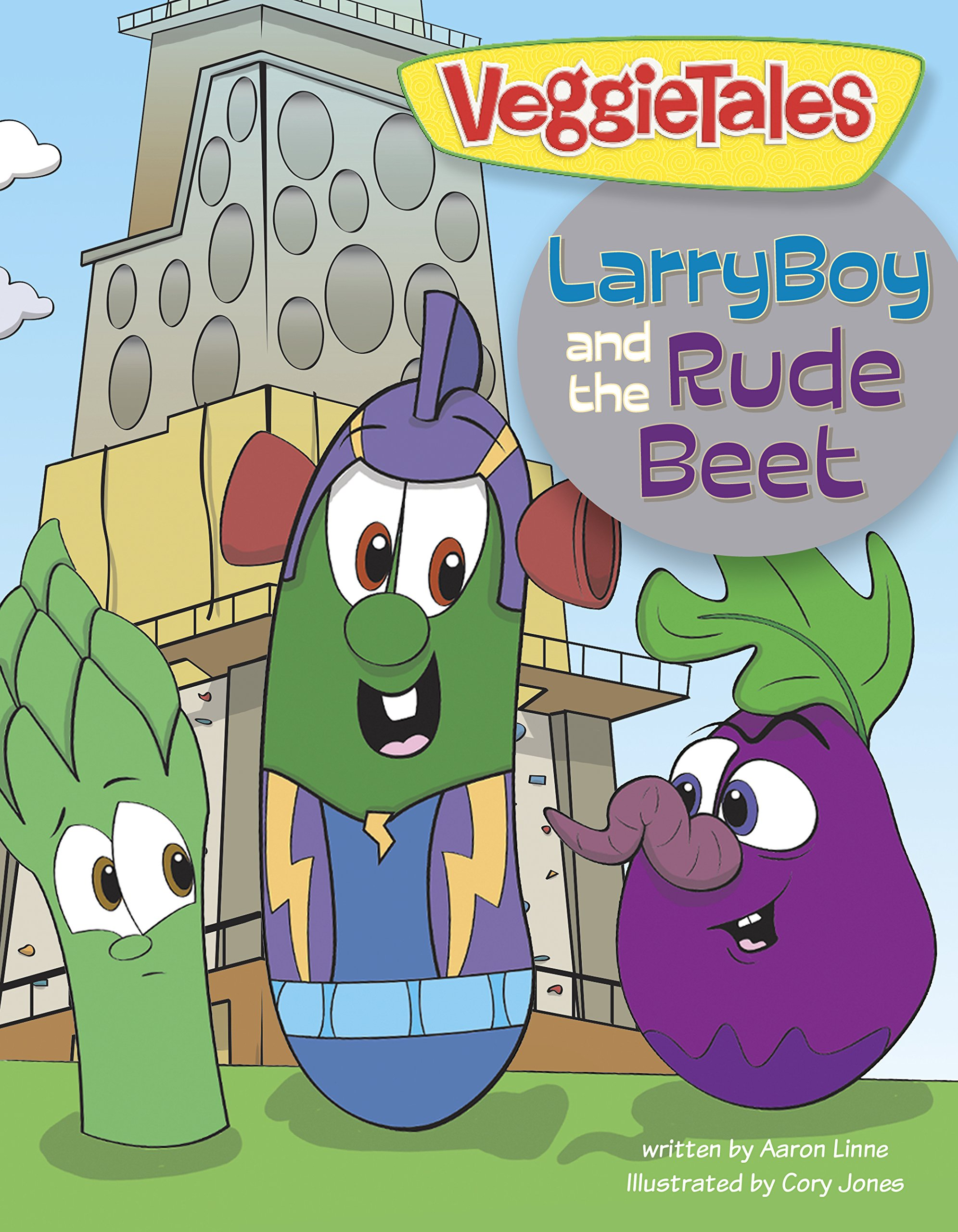 LarryBoy and the Rude Beet