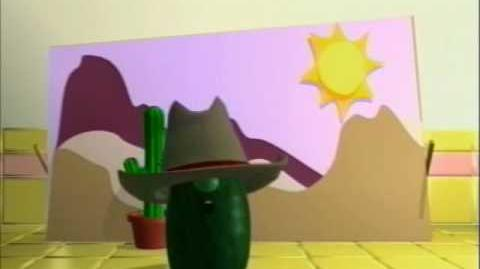 VeggieTales The Water Buffalo Song - Silly Song