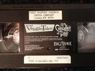 Veggietales a snoodle s tale in a rare black tape by richardchibbard dbe1qdg