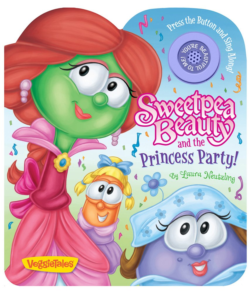 Sweetpea Beauty and the Princess Party!
