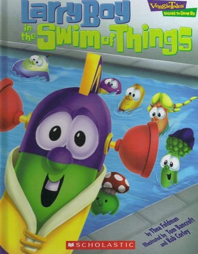 LarryBoy in the Swim of Things