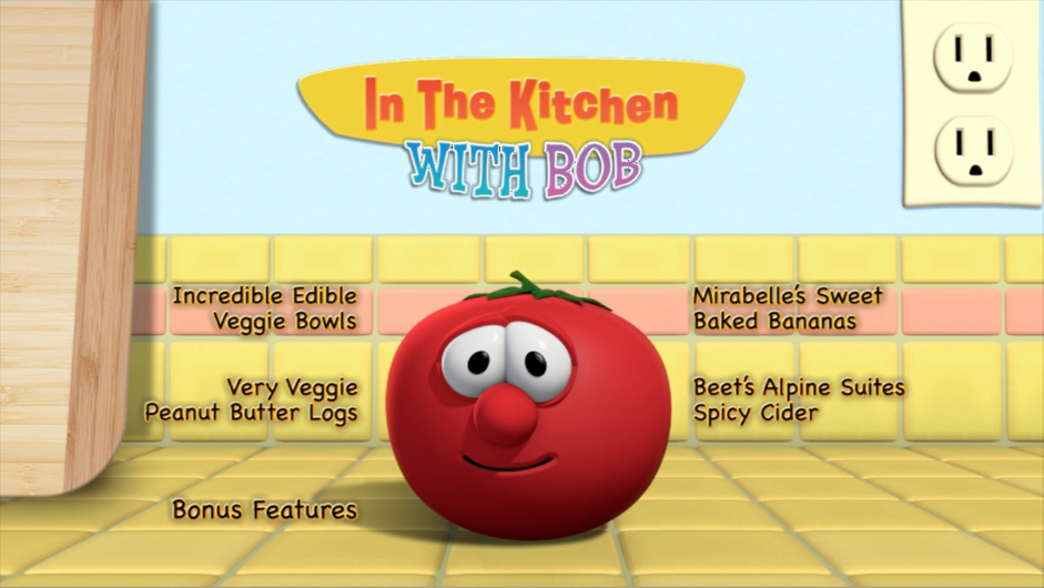 In the Kitchen With Bob