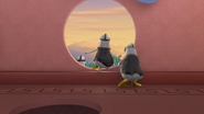 PenguinsEscaping