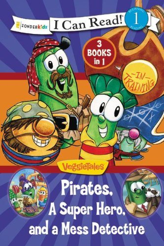 Pirates, Mess Detectives, and a Superhero!