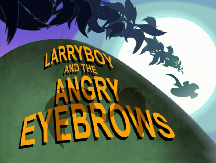 LarryBoy and the Angry Eyebrows/Credits