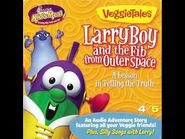 VeggieTales- LarryBoy and the Fib from Outer Space Chick-fil-A CD-2