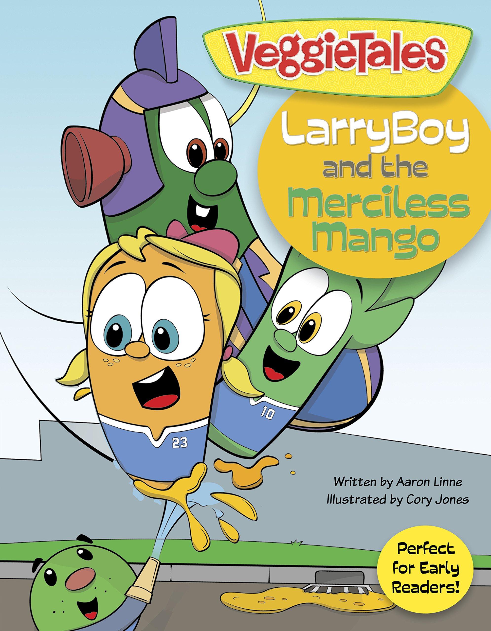 LarryBoy and the Merciless Mango