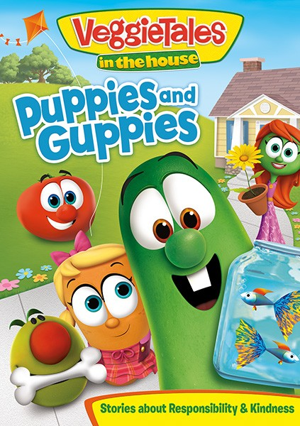 Puppies and Guppies (DVD)