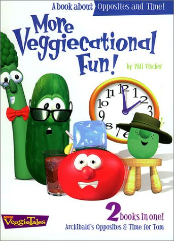 More Veggiecational Fun!/Credits