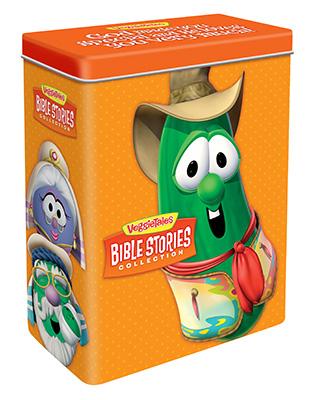 VeggieTales Bible Tin