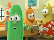 Larry hear about bob