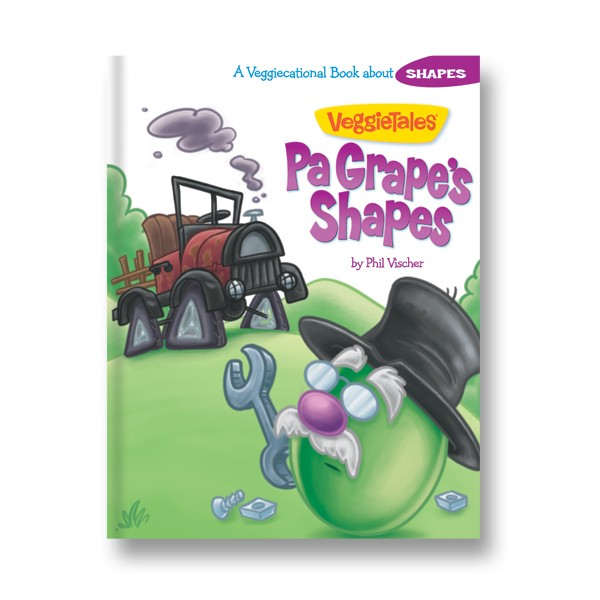 Pa Grape's Shapes/Credits