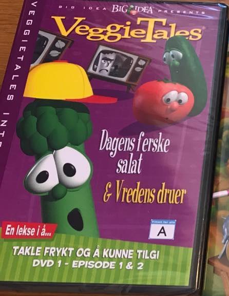 VeggieTales (Norwegian dub)