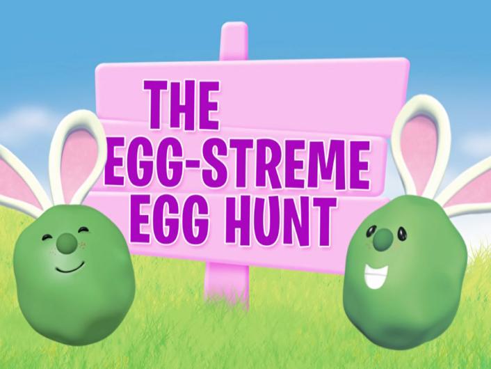 The Egg-Streme Egg Hunt