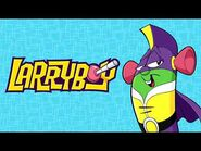 """""""He Is That Hero"""" - LarryBoy- The Cartoon Adventures Theme Song (Full, Extended Version)"""