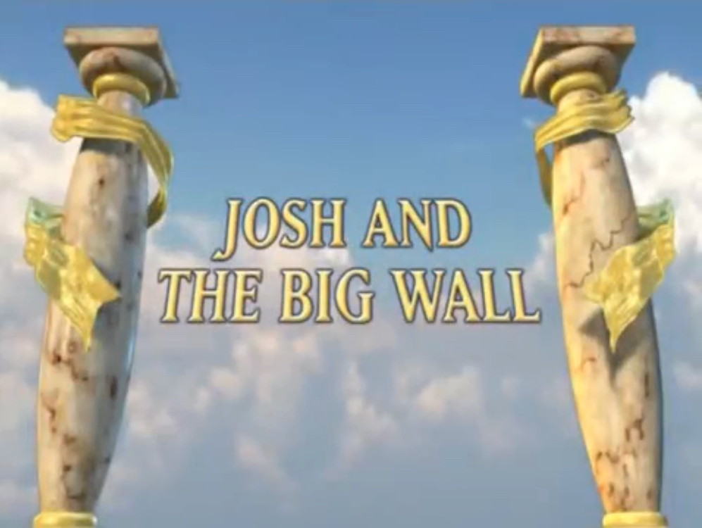Josh and the Big Wall!/Commentary