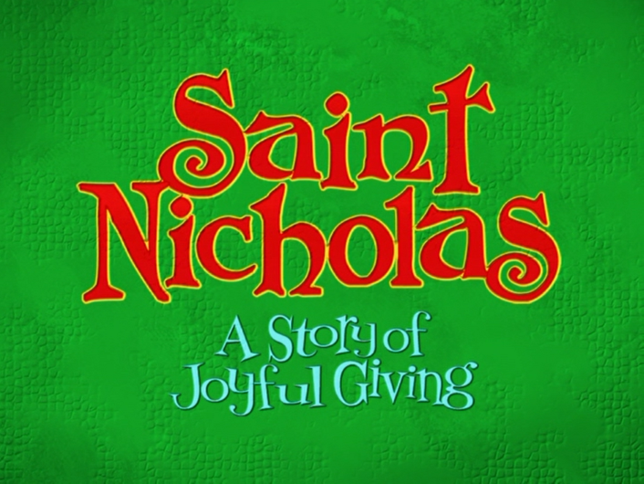 Saint Nicholas: A Story of Joyful Giving/Commentary