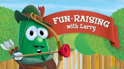 Fun-Raising with Larry